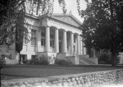 Andrew Carnegie Library – Whittier Public Library - 1907