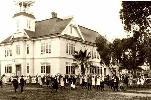 Jonathan Bailey School