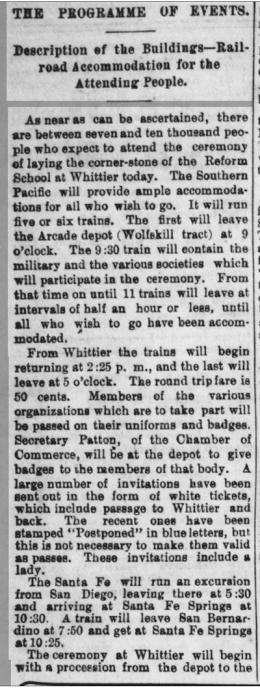 Southern Pacific Railroad Transportation