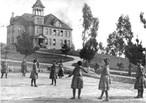 Whittier College -1902