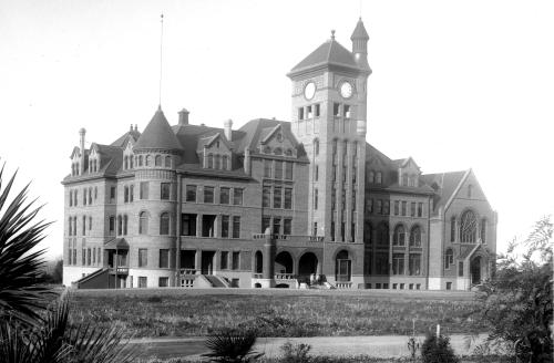 Whittier State School - Fred C. Nelles School for Boys -1890 Dedication