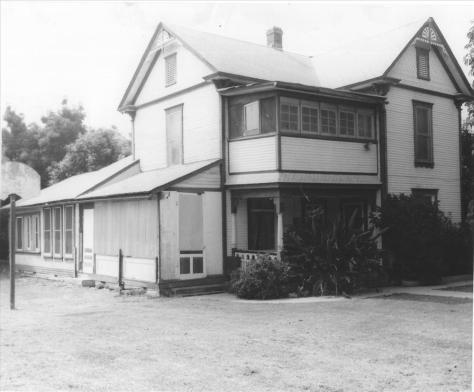 Orin Jordan House - 8310 S. Comstock Ave._1980