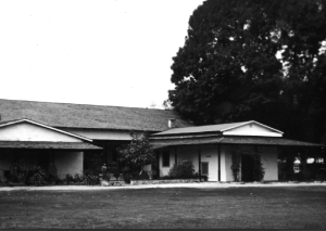 Pio Pico Casa, Whittier CA - listed in the National Register of Historic Places