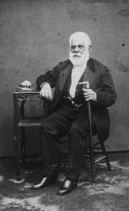 Don Pio Pico - former Governor of Alta California